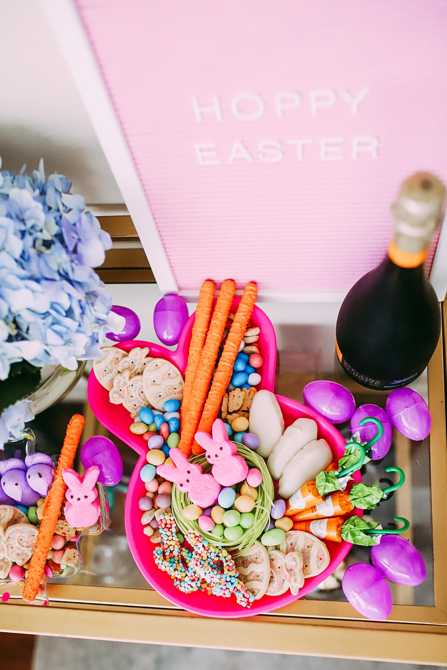 Easy Easter Dessert Tray