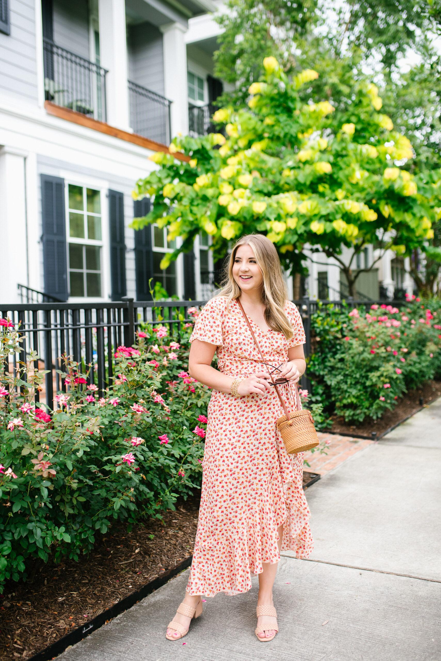 Amazon Wrap Dress for Summer