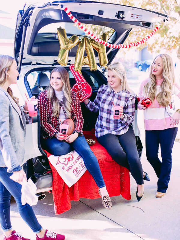 Tailgate Party Inspiration